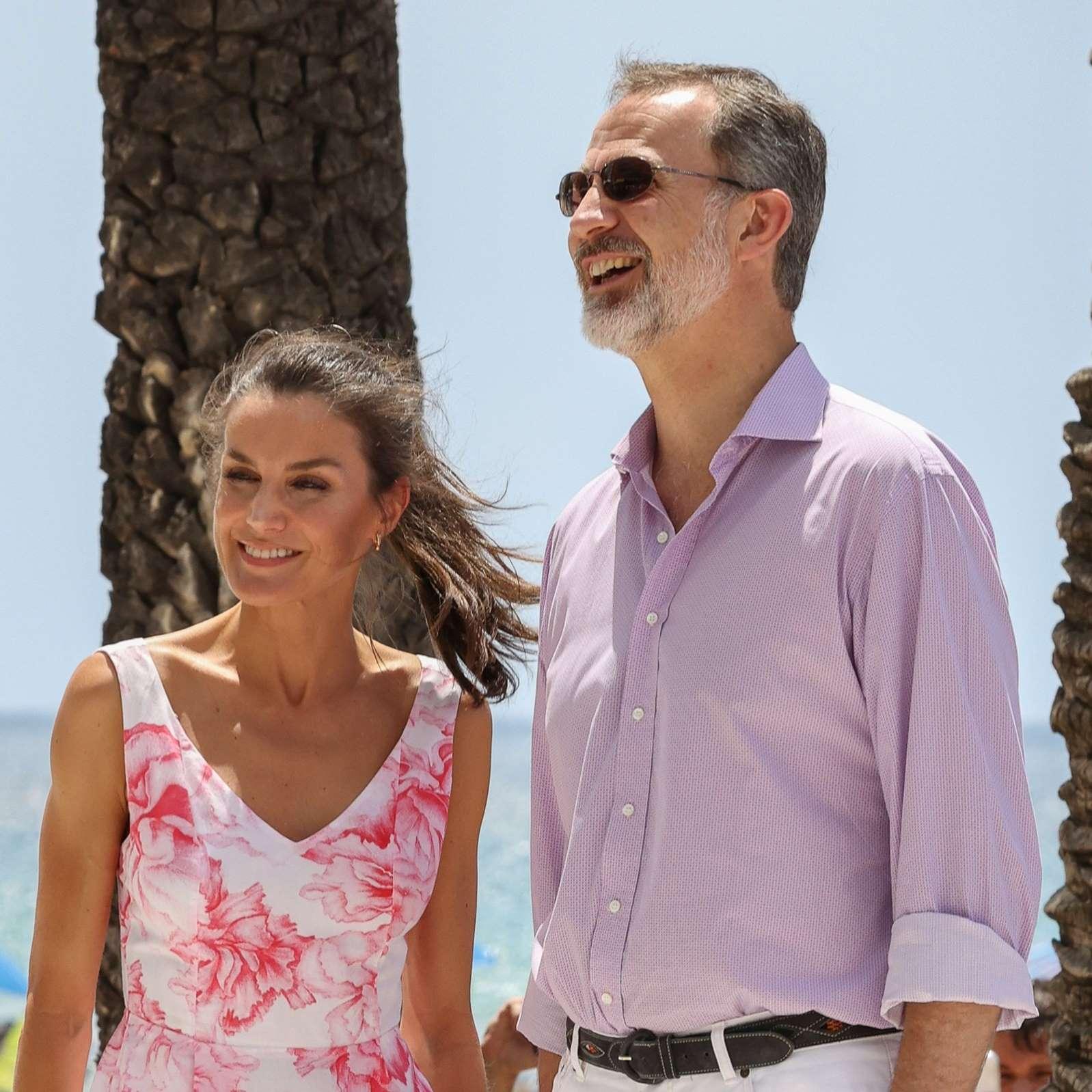 Король и королева Испании